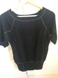 Armani Exchange Knitted Top