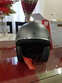 Bobber helmet