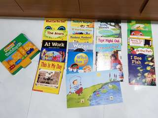 Scholastic Reading Line - Vocabulary Kit