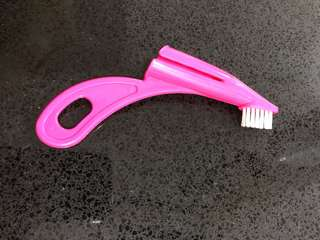 Dog toothbrush (finger brush)