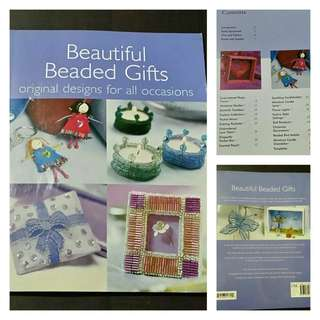 Beautiful Beaded Gifts (instructional craft book with photos)