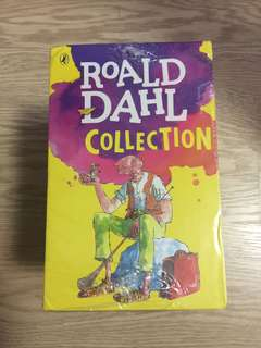Roald Dahl Collection of Stories