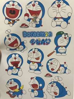 Stickers(A4size)All 6pcs for $10