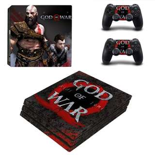 Ps4 Pro Skin (Pm me for more design you want)
