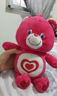 Care Bear (with mailing)