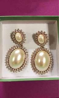 Shining Pearl Earrings