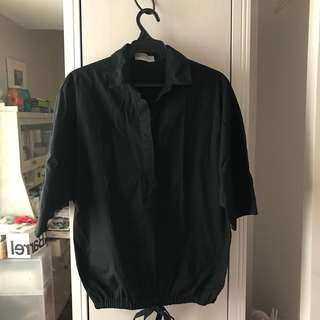 Cole Vintage Black Polo