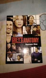 Grey's Anatomy Complete Season 1