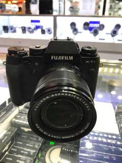 Fujifilm XT-1 kit (18-55mm F2.8-4) *Demo Unit, 1 year warranty by Fujifilm Malaysia*