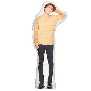 BIG BANG Daesung whole body sized cushion (original goodie from Japan concert)