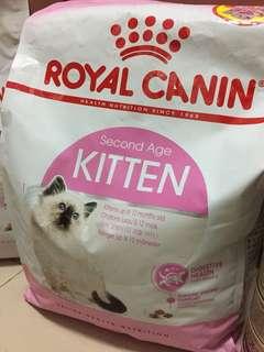 Royal Canin 2nd Age Kitten