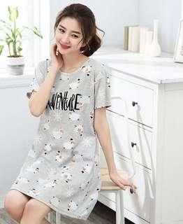 Pyjamas dress / sleep dress