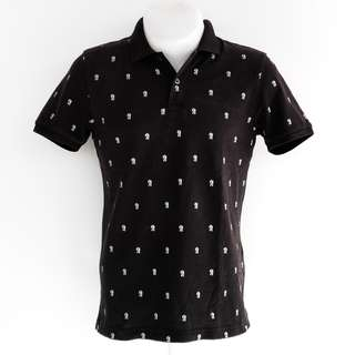 Uniqlo - Lion Polo Shirt Black