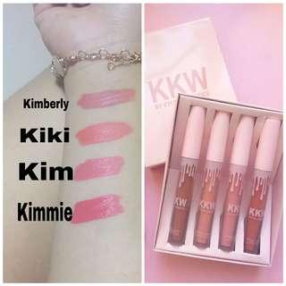 KKW Crème Lipstick