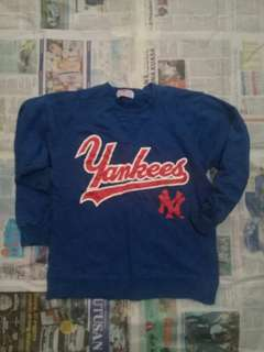 Kids New York Yankees Sweetshirt