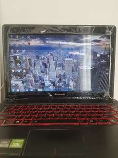 Laptop gaming lenovo y 410p