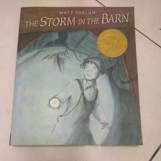 The Storm In The Barn (Graphic Novel)