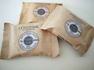 Loccitane Extra Gentle milk soap