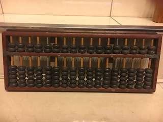 古董超大算盤