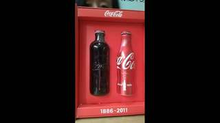Coca-Cola 125th anniversary celebration collectibles