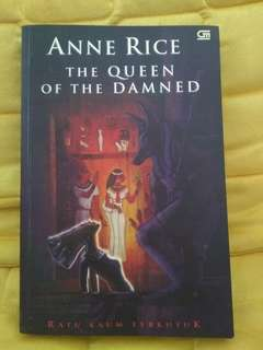 Anne Rice - The queen of the damned (500 hlm ++)