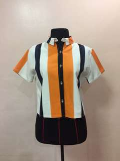 Stripes Shirt (fits to small - medium)