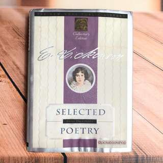[RARE] Selected Poetry of Emily Dickinson (1st edition)