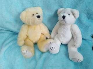 TY beanie babies teddy bear