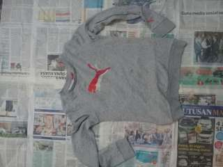Kids Puma Sweetshirt