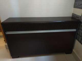 多用途實木櫃