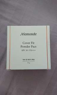 Mamonde Cover Fit Powder Pact No. 23 12g