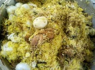 INDIAN CHICKEN BRIYANI