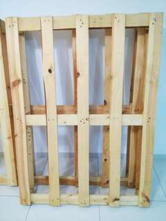 Wood Pallet 110cm (w) X 150cm (h) Good Quality