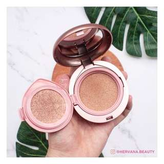 LANEIGE LAYERING COVER CUSHION SPF 34 PA+++ - 21 BEIGE [PRELOVED 99% NEW]