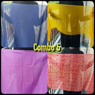 Colourful Hijjab #50Under