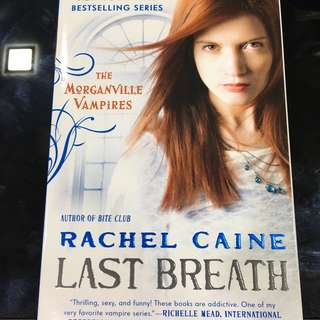 The Morganville Vampire Last Breath
