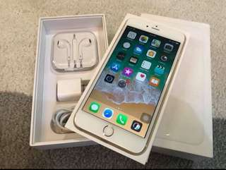 iPhone 6 plus 16gig Complete package Rush sale