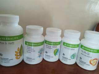 Herbalife Food Supplements