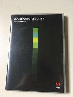 Adobe Creative Suite 4 - Web Premium