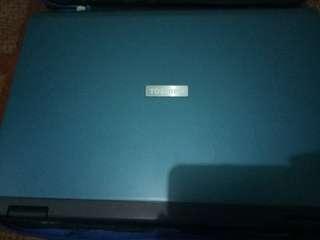 Laptop toshiba m100 bisa tt hp