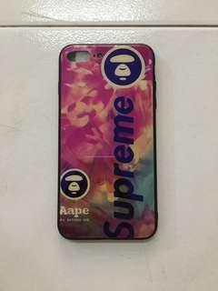iPhone 7 / 8 Plus Temper Glass Phone Cover