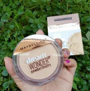 Maybelline Dream Wonder Matter