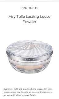 Jill Stuart Airy Lulle Lasting Loose Powder 03 Shimmer