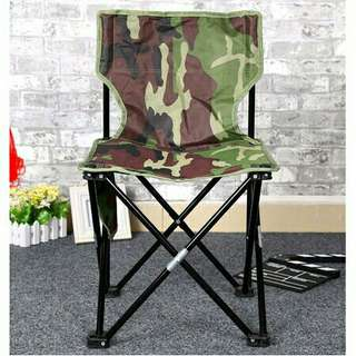 Portable Folding Ourdoor Military Chair with Carry Bag