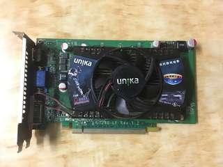 Graphics Card GT-240 DDR5 1gb ram