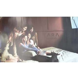 T-ara And & End Poster