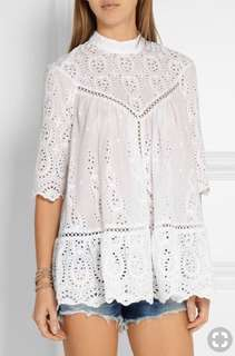 Zimmermann Broderie Anglaise Top