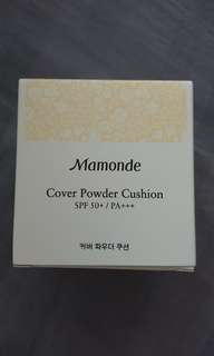 Mamonde Cover Powder Cushion No. 23 15g x2