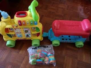 Vtech 玩具