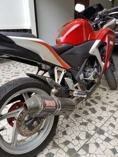 CBR 250R ABS